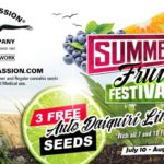 Dutch Passion Summer Fruit Festival